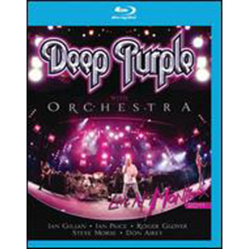 Deep Purple with Orchestra: Live at Montreux 2011 [Blu-ray] 2/DD5.1/DHMA