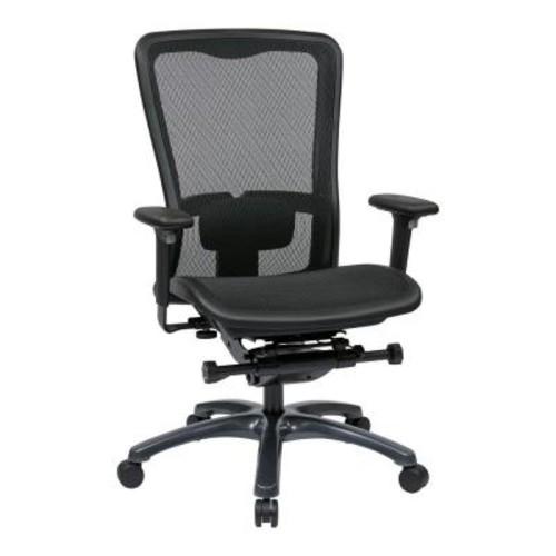 Pro-Line II Black ProGrid Office Chair
