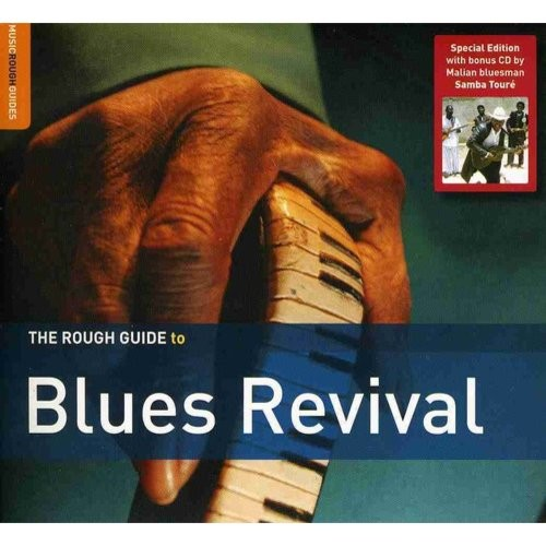The Rough Guide to Blues Revival [CD]