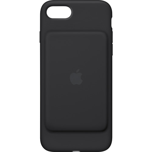 Apple - iPhone 7 Smart Battery Case - Black