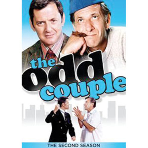 The Odd Couple: The Second Season [4 Discs]