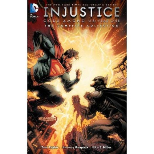 INJUSTICE: GODS AMONG USYEAR ONE: THE COMPLETE CO