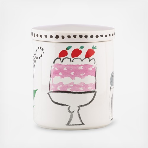 Pretty Pantry Large Canister