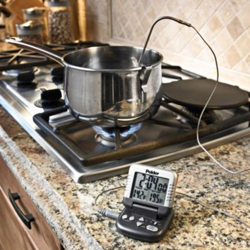 Polder Products LLC Classic Digital in-oven Thermometer / Timer