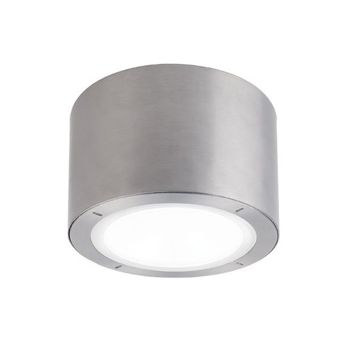 Vessel Outdoor Wall / Ceiling Light [Finish : Brushed Aluminum]