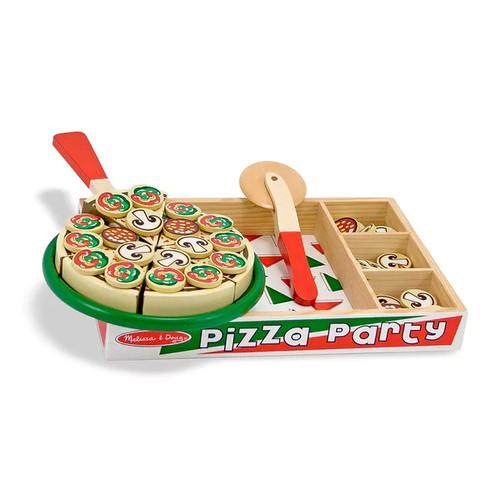 Melissa & Doug Pretend Play Pizza Party
