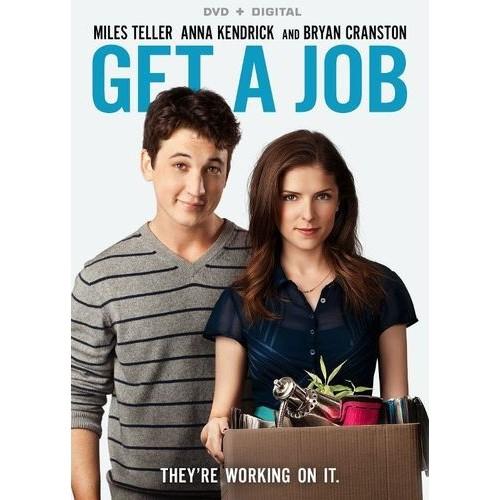 Get a Job [DVD] [2016]