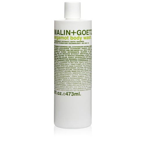 MALIN+GOETZ Bergamot Body Wash, 16 oz.