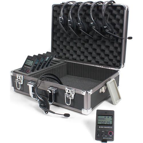 DWS COM 6 300 Digi-Wave Wireless Intercom System