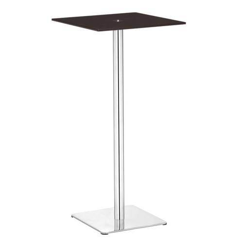Zuo Modern Dimensional Pub Table, Brown