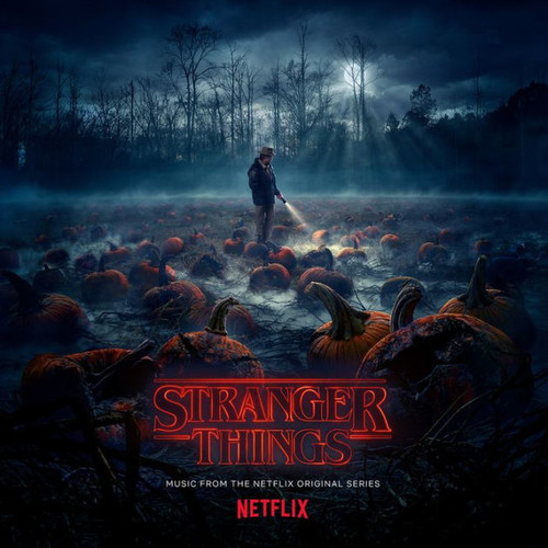 Stranger Things [Music from the Original Netflix Series] [With Poster] [B&N Exclusive]