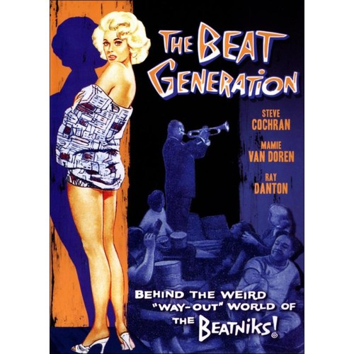 The Beat Generation [DVD] [1959]