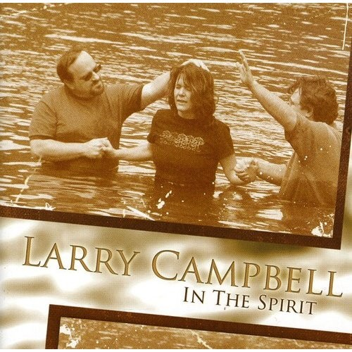 In the Spirit [CD]