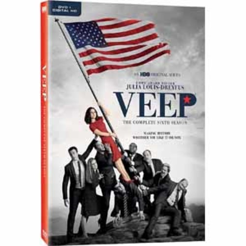 Veep: The Complete Sixth Season [DVD] [Digital HD]