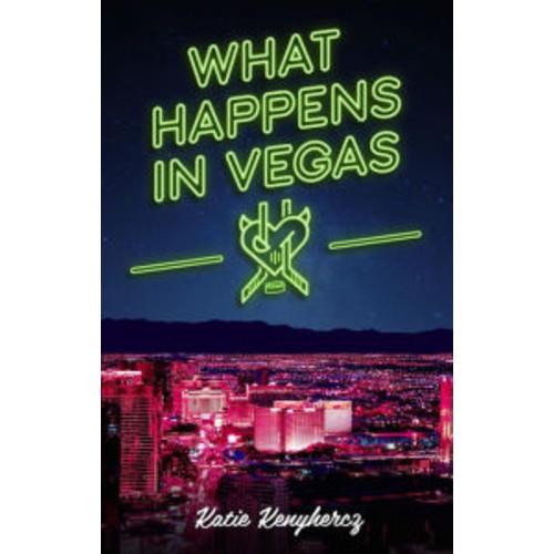 What Happens in Vegas #6 (Las Vegas Sinners)