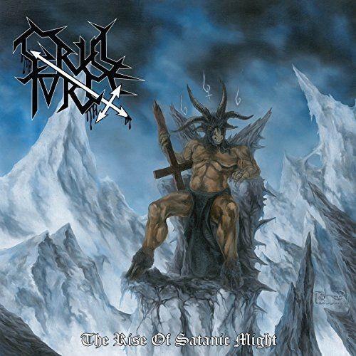 The Rise of Satanic Might [White Vinyl] [LP] - VINYL