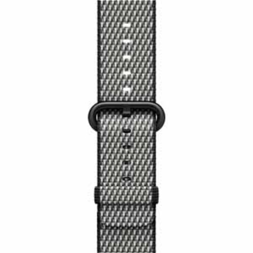 Apple Woven Nylon Band for 38mm Watch - Black Check