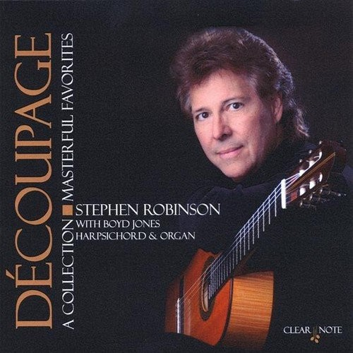 Dcoupage: A Collection of Masterful Favorites [CD]
