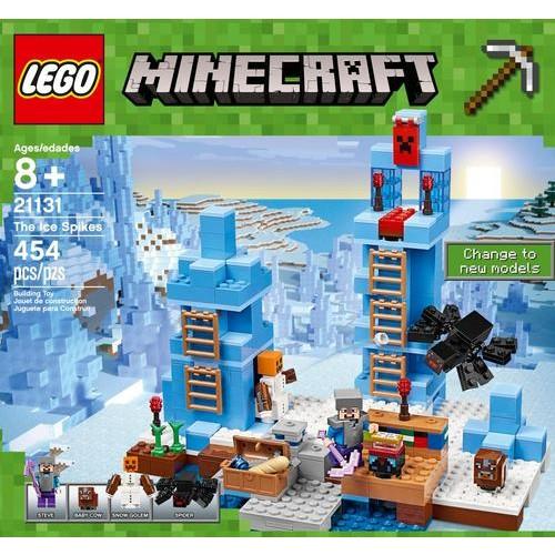 LEGO - Minecraft The Ice Spikes