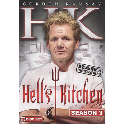 Hell's Kitchen: Season 3 [DVD]
