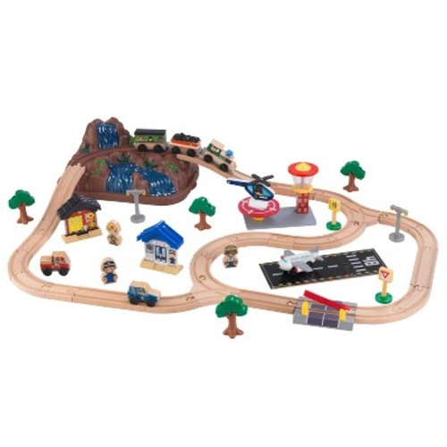 Kidkraft Train Table - Multi-Colored