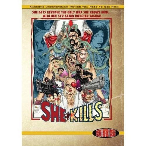 She Kills (DVD)