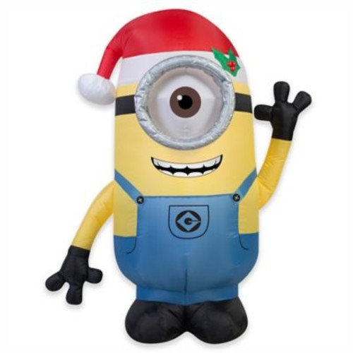 Gemmy Inflatable Outdoor Minion Stuart