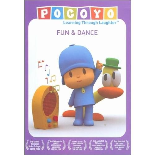 Pocoyo: Fun and Dance with Pocoyo [DVD]