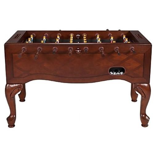 Berner Billiards Furniture Style Foosball Table; Walnut