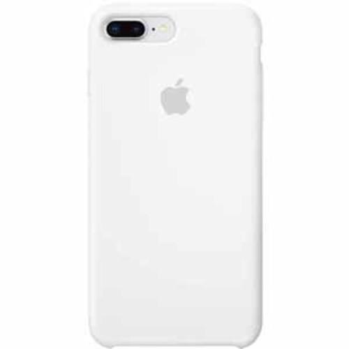 Apple Silicone Case for iPhone 8 Plus/7 Plus - White