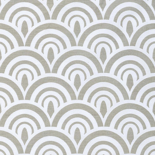 Trend Lab Art Deco Scallop Fitted Crib Sheet