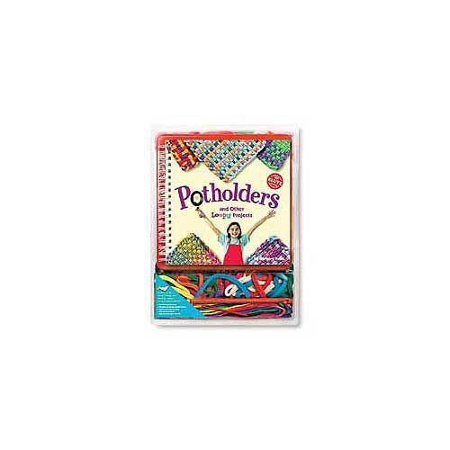 AreYouGame Book - Potholders Loopy Kit