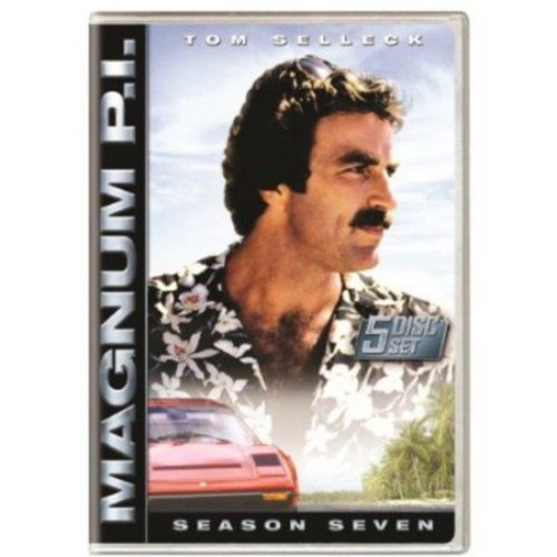 Magnum P.I.: The Complete Seventh Season (DVD)