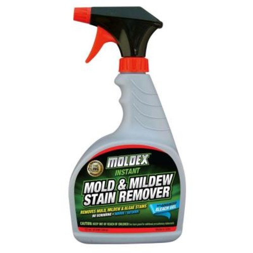 Moldex 32 oz. Instant Mold and Mildew Stain Remover