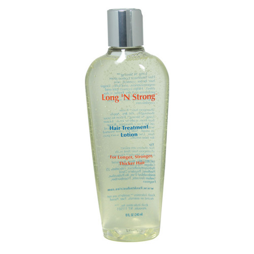 Long 'N Strong 8-ounce Treatment Lotion