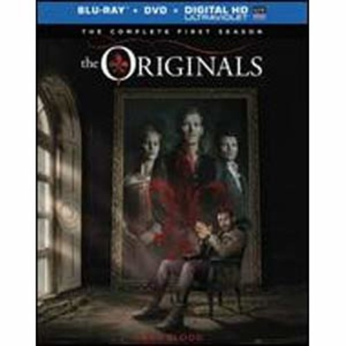 Originals: The Complete First Season [Blu-ray/DVD] [Includes Digital Copy] [UltraViolet]