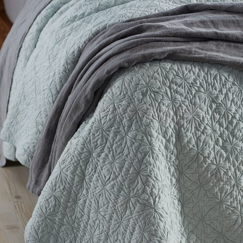 Twilight Organic Cotton Quilt, Full/Queen