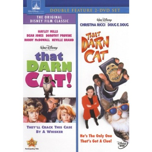 That Darn Cat [1965]/That Darn Cat [1997] [DVD]