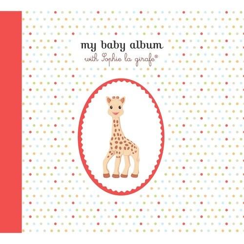 My Baby Album with Sophie la giraffe