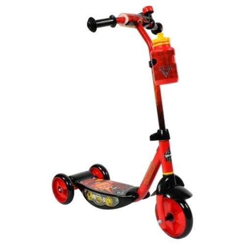 Disney Pixar Cars Huffy Scooter with Lit Deck - 6