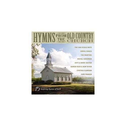 Hymns from the Old Country Church [CD]