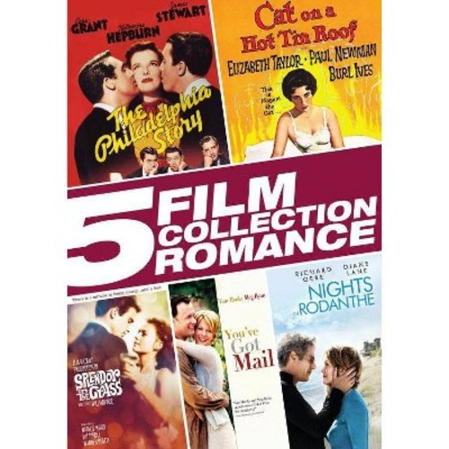 5 Film Collection: Romance [5 Discs] [DVD]