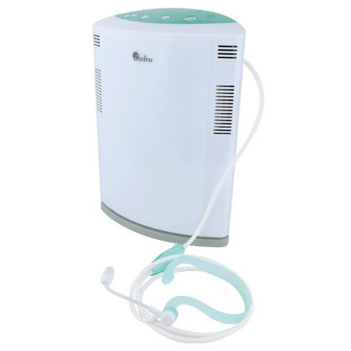 Zadro Tranquil Sounds Personal Oxygen Bar