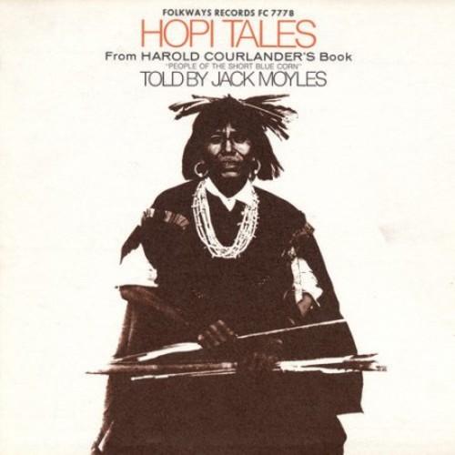Hopi Tales CD (2012)