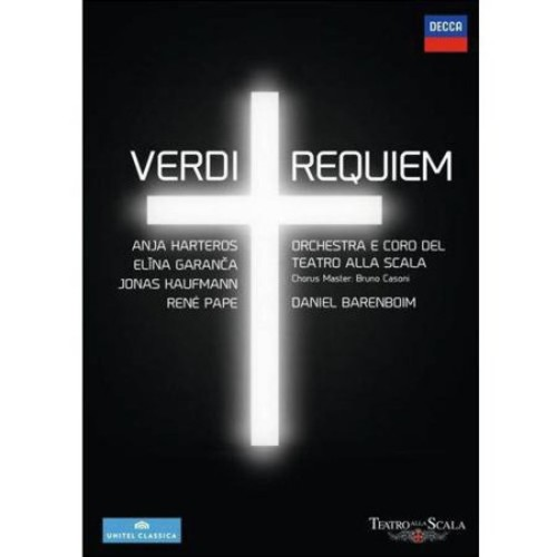 Verdi: Requiem [Blu-Ray Disc]