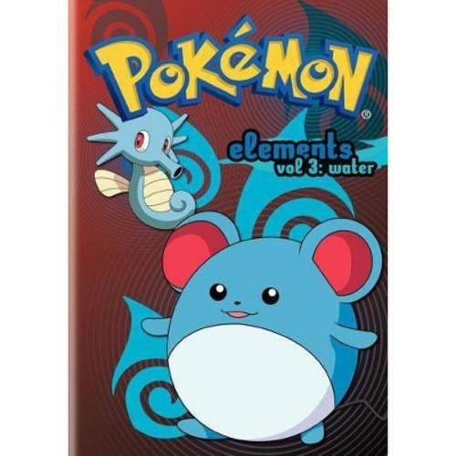 Pokemon elements v3:Water (DVD)