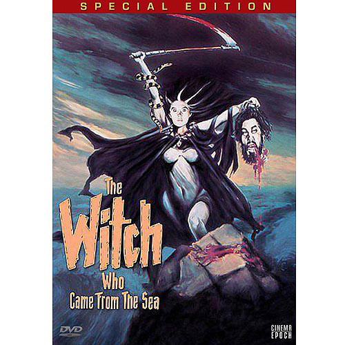 The Witch Who Came From the Sea [DVD] [1976]