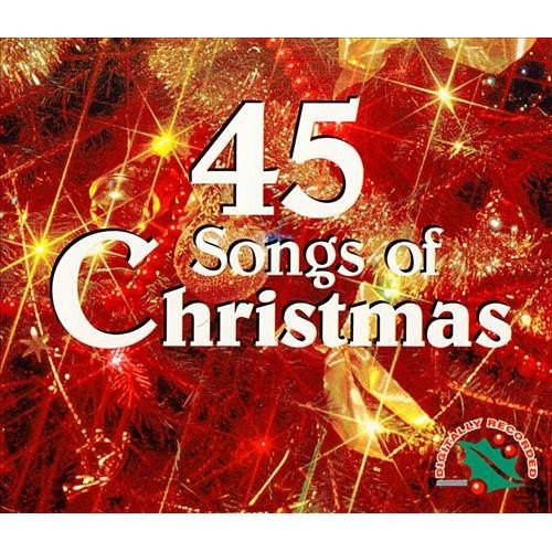 45 Songs Of Christmas CD