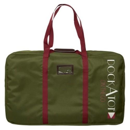 DockATot Deluxe Transport Bag Sleeping Accessory - Moss