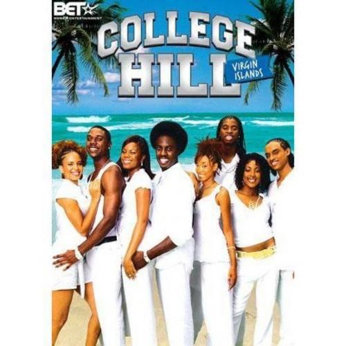 College hill:Virgin islands (DVD)
